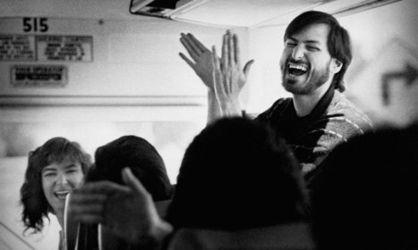 Candid photos of Steve Jobs, Bill Gates and other tech titans back in the early days | Health promotion. Social marketing | Scoop.it