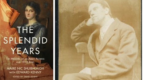 The Abbey actress and the pacifist poet: a tragic Easter Rising love story | The Irish Literary Times | Scoop.it