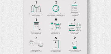 Les 10 commandements du travailleur freelance - Mode(s) d'emploi | Accompagner la démarche portfolio | Scoop.it