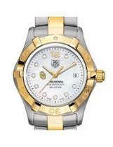University of Oklahoma TAG Heuer Watch - Women's Two-Tone Aquaracer Watch | Best Watches Online | Scoop.it