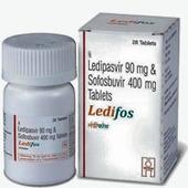 Ledipasvir Sofosbuvir Tablets   Ledifos Hetero Price   USA, UK, Canada Online Medicine Pharmacy   Scoop.it