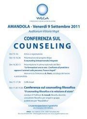 Conferenza: La Filosofia può aiutare anche i non Filosofi | Il Counseling in Italia | Scoop.it