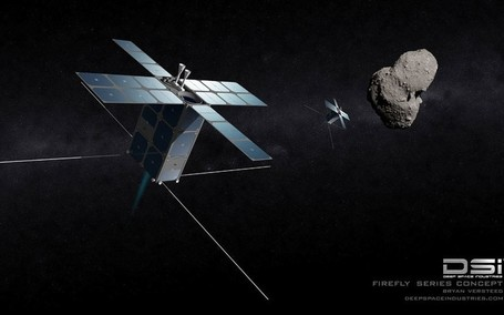World's first fleet of asteroid-prospecting spacecraft launched | MN News Hound | Scoop.it