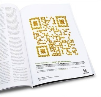 Taco Bell Introduces Edible QR Codes | WinBach Marketing Images ... | transmedia marketing in the physical world | Scoop.it