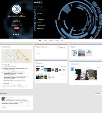 se référencer sur google plus local - Net-Rezo | Panorama des médias sociaux | Scoop.it