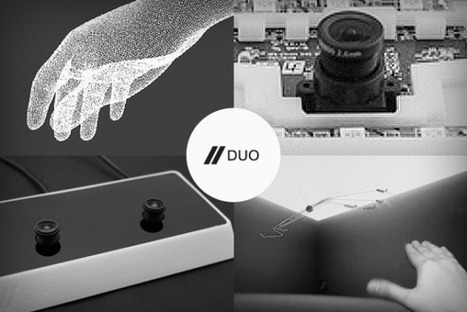 "DUO 3D sensor shows up on Kickstarter, claims that ""anyone can build"" it - SlashGear 