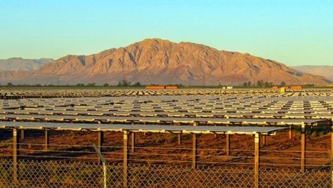 Google Just Made Another Huge Investment In Solar Energy | Green | Scoop.it