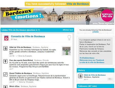Joueur et en quête de rencontres fugaces ? Foursquare | toute l'info sur Foursquare | Scoop.it