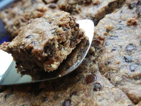 Free Press Test Kitchen: Vegan Granola Bars | My Vegan recipes | Scoop.it