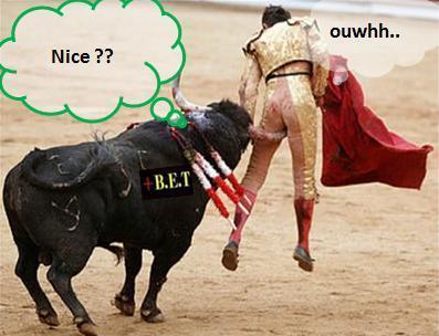 Bull Stab   Icons   Scoop.it