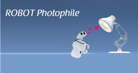 Programmation pour un robot photophile | Electronique et Robotique | Scoop.it