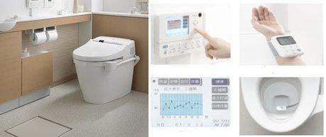 Smart Toilets: Doctors in Your Bathroom | Medicine and Psychiatry | Scoop.it