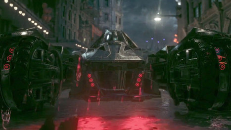 Batman: Arkham Knight - Batmobile Battle Mode Gameplay - IGN | What I use the web for? Informations | Scoop.it