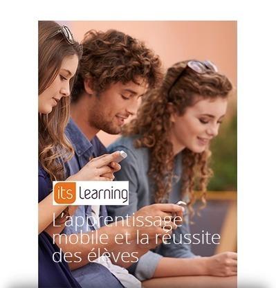 Livre blanc itslearning n°6 - L'apprentissage mobile et la réussite des élèves (PDF en téléchargement gratuit) | ENT | Scoop.it