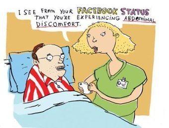 Conocer al paciente en la red es esencial para implicar al profesional en el uso de las TIC | Problemas profesionales actuales | Scoop.it