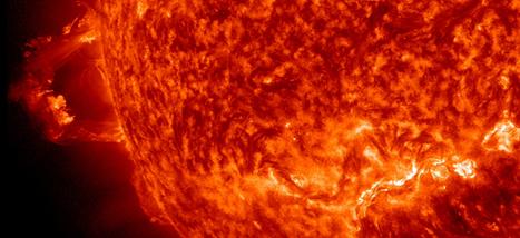 Les espectaculars erupcions del Sol | Historia y Mapas | Scoop.it