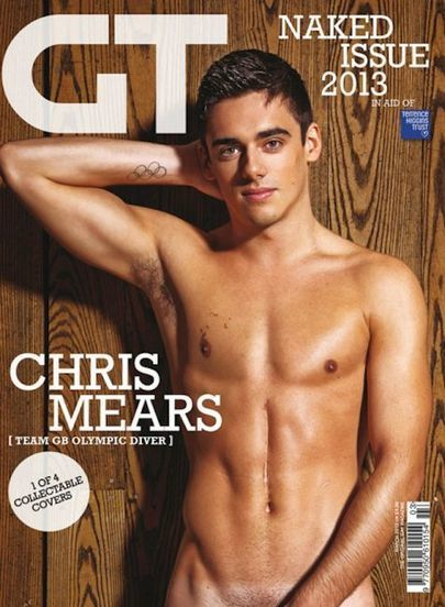 Tre star olimpiche inglesi si spogliano per Gay Times | QUEERWORLD! | Scoop.it