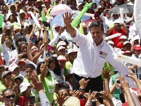 México: Peña Nieto gana elecciones pero denuncias empañan triunfo | RPP NOTICIAS | Mexico by: Raquel Leon | Scoop.it