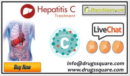 Ledipasvir Sofosbuvir Tablets   Hepatitis C Virus Medicine   USA, UK, Canada Online Medicine Pharmacy   Scoop.it