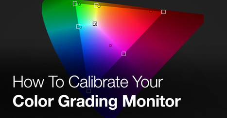 How To Calibrate Your Color Grading Monitor | Color grading | Scoop.it