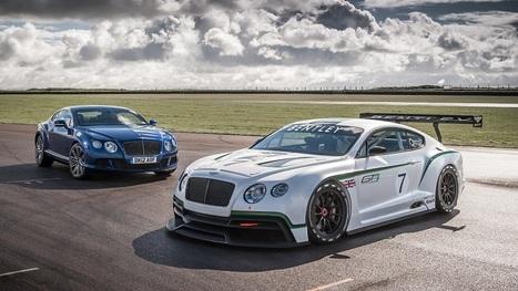 Bentley Motors Website : World of Bentley : Latest News & Events : Bentley returns to Motorsport with racing GT. | luis pcpi | Scoop.it