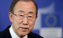 Ban Ki-moon urges governments to invest in low carbon energy | Sustainable Futures | Scoop.it