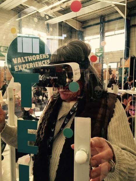 Réalité virtuelle immersive en 360° avec un p'ti peu de 4D ... bienvenue en 2016 - Etourisme.info | Numeric Sapiens | Scoop.it