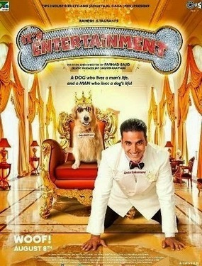 Bollywood, Hollywood-Actress, Actors, Movie Wallpapers, Photos: Bollywood Film: It's Entertainment Movie First Look Posters & Photos | Pepsi IPL 7 Schedule, IPL 2014 Squad, IPL Live Video, IPL 7 Point Table | Scoop.it