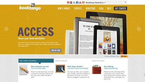 Les plateformes d'autopublication sont-elles l'avenir de l'édition électronique ? | Le livre numérique | Scoop.it