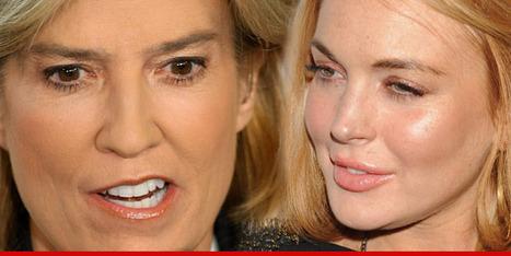 Greta Van Susteren:  Why I Invited Lindsay Lohan to White House Correspondents' Dinner | TonyPotts | Scoop.it