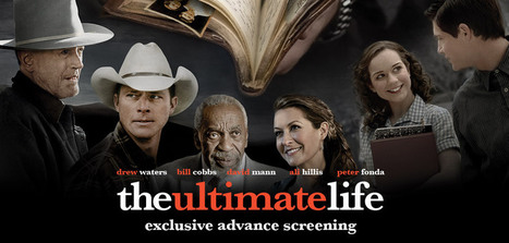 The Ultimate Life - Exclusive Advance Screening | Christian Education | Scoop.it