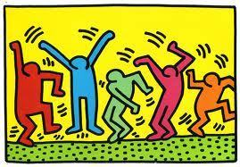 Haring Kids | Welcome | Artists for Elementary Art | Scoop.it