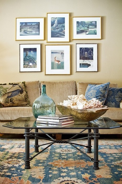 20 of the Best Colors to Pair with Blue   Designing Interiors   Scoop.it