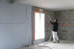 Weber.mur int'air : Un revêtement intérieur étancheur | MIKIT Maison individuelle | Scoop.it