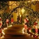 Outdoor Christmas Lights- The Basics   Holiday Lighting   Scoop.it