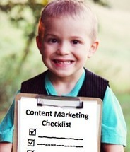 Content Marketing Must Have Checklist | Content Strategy |Brand Development |Organic SEO | Scoop.it