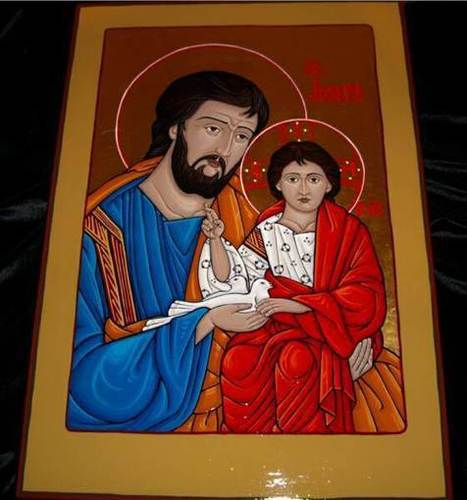 Association of Catholic Women Bloggers: Looking at St. Joseph: Happy Father's Day | religous art | Scoop.it