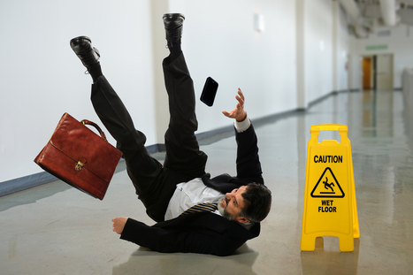 Clearwater Slip and Fall Attorney | St. Pete Premises Liability Lawyer | Personal Injury Attorney News | Scoop.it