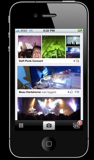 Exposed: Facebook's Secret iPhone Photo Sharing App (Which LooksAmazing) | Business Wales - Socially Speaking | Scoop.it