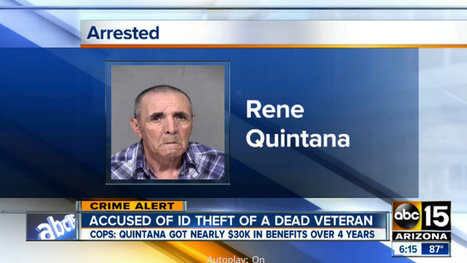 Illegal Alien Steals Dead Vet's Identity To Get 29K+ In VA & SS Benefits | Conservative Politics | Scoop.it