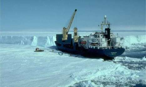Sudden onset of ice loss in Antarctica detected | Sustain Our Earth | Scoop.it