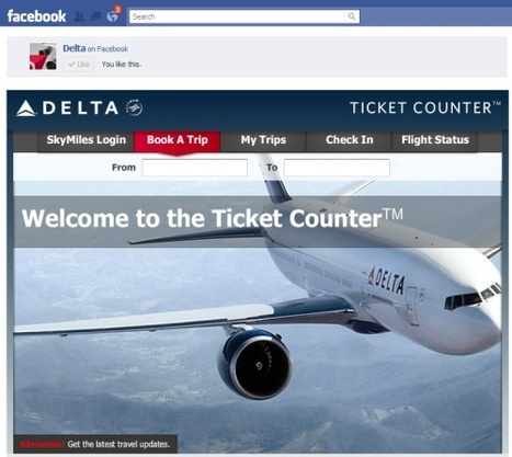 Transforming Delta.com from an ATM machine into part of a digital experience | Tnooz | Travelled | Scoop.it