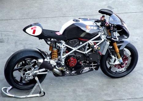 Ducati ST2 by Radical Ducati | Vintage Motorbikes | Scoop.it