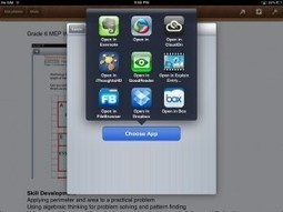 iOS 6 update bonuses for education ( not for tech heads) | iPad Lessons | Scoop.it