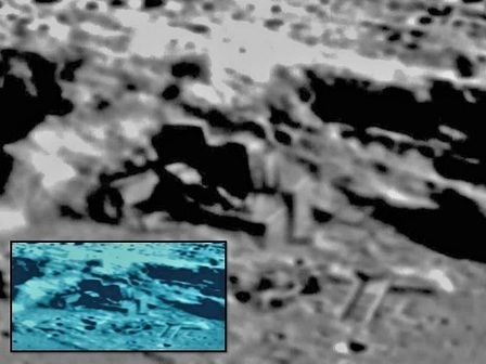 Moon: China shows regressive alien bases   Strange days indeed...   Scoop.it