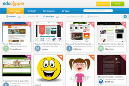 Social Learning Platform eduClipper Releases iPad App | Educational Apps & Tools | Scoop.it