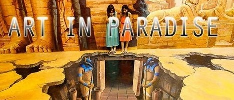 It is True at Art in Paradise, Pattaya   Travel Around The World   Scoop.it