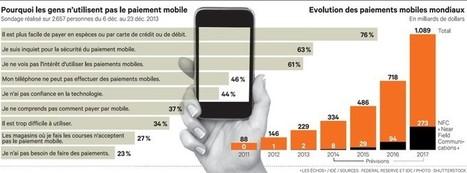 Auchan passe au paiement mobile dans ses hypermarchés | Innovation Digitale - by The LINKS | Scoop.it