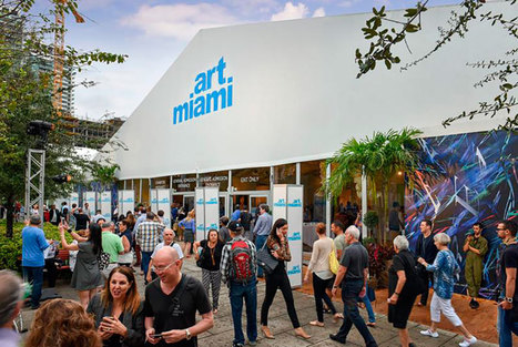 Art Miami and Context Art Miami close Miami Art Week with record sales & VIP attendance | What about? What's up? Qué pasa? | Scoop.it