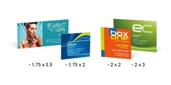 Business Cards - Mini Printing | Best Online Business Card Printing Company | Scoop.it